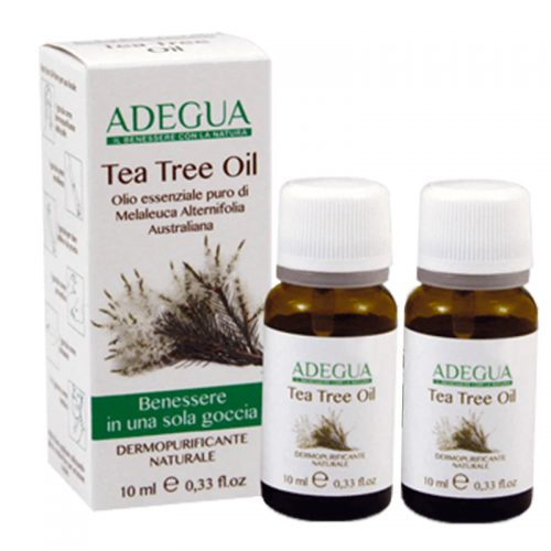 tea tree oil antibatterico naturale